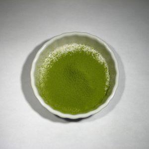 Bright key lime green